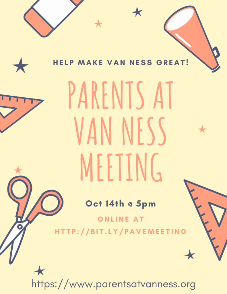 Parents at Van Ness